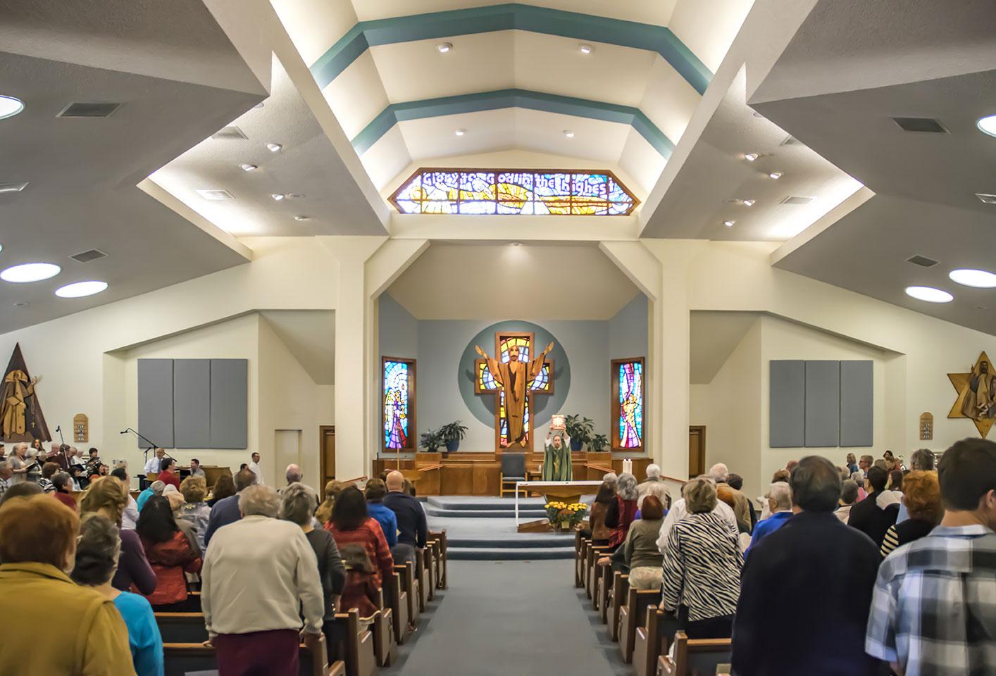 Parish Mission March 26th-29th