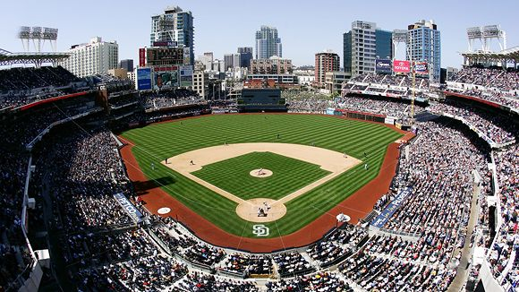 Faith and Family Night with the San Diego Padres