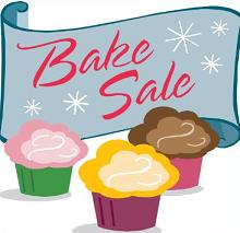 Bake Sale June 4th & 5th (After the Masses)