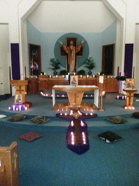 Advent Evening of Prayer