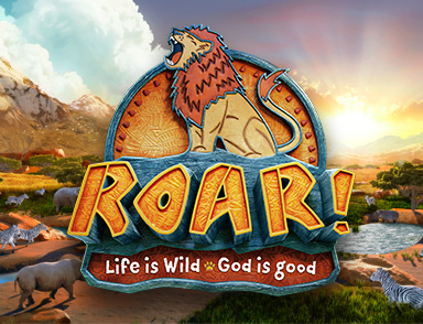 "Vacation Bible School 2019 - ""Roar"" Life is Wild!"